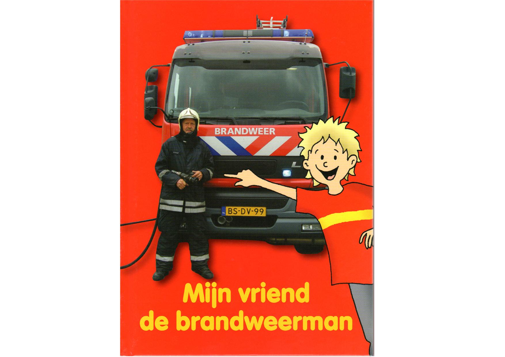 Mijn vriend de brandweerman
