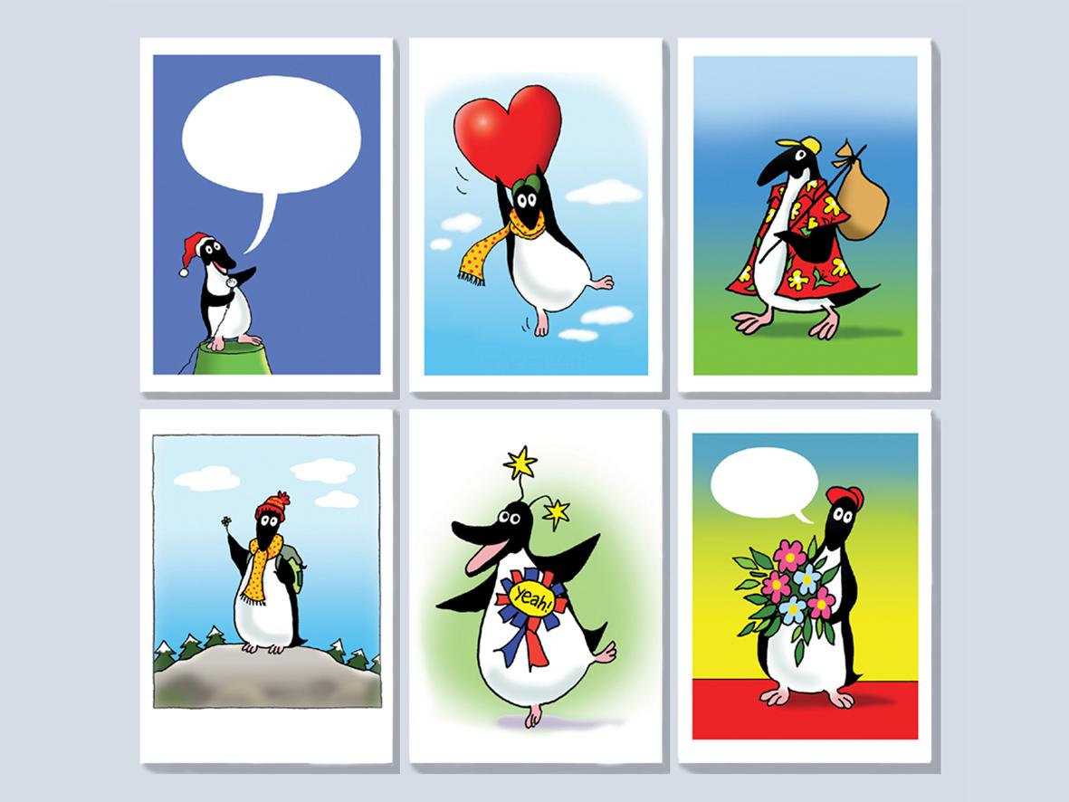 Pinguïns / Penguins